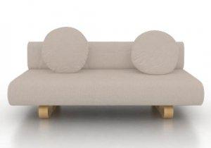 Ikea Allerum Sofabed Custom Slipcover