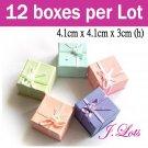 (B9001) 12 boxes x Korea Gift Paper box