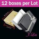 (B9002) 12 boxes x Korea Gift Paper box