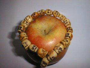 skull bone bracelet