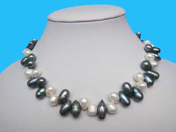 8-9mm Fresh Water Pearls Necklace