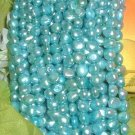 20 strand 6-7 mm nugget freshwater pearl