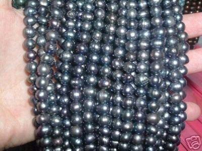 A++ 10 strand 6-7 mm potato freshwater pearl