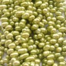 wholesale 20 strand 6-7mm potato shape fw pearl-green