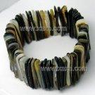 Lovely black shell bracelet