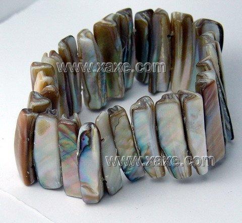 Lovely oyster shell bracelet