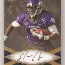 1/1 2011 EXQUISITE EDMOND GATES ROOKIE SIGNATURES AUTO #08/70 JERSEY #8 1/1