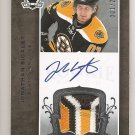 1/1 07-08 THE CUP JONATHAN SIGALET R RAINBOW PATCH AUTO #1/249 1/1 THE FIRST ONE