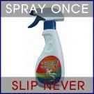 NonslipQ 250ml Antislip agent. Simply spray at stairs/floor/anywhere slippery
