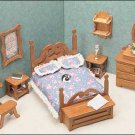 11pc Bedroom Furniture Kit