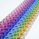 Fairy Dust Origami Lucky Star Paper Strips Rainbow Multicolor DIY - Pack of 32 strips