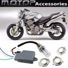 For Honda 35W 6000K Motorcycle HID Headlight Kit H6M H4 BA20D Bi-Xenon Set
