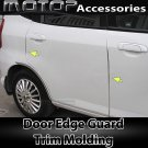 20Ft 600cm Chrome Silver Car Door Edge Guard Moulding Trim DIY Protector Strip