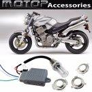 For Honda 35W 4300K Motorcycle HID Headlight Kit H6M H4 BA20D Bi-Xenon Set