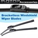 """1pc 19"""" 475mm OEM Bracketless Frameless Window Windshield Wiper Blade Wiper"""