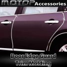 Car Chrome Silver 15Ft 460cm Door Edge Guard Moulding Trim DIY Protector Strip