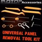 12pcs/Set Car Door Audio Trim Interior Panel Dash Installation Removal Pry Tools