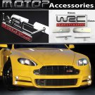 WRC Logo 3D Metal WRC Rally Racing Front Grill Grille Badge Emblem
