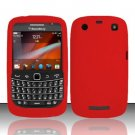 Soft Premium Silicone Case for Blackberry 9360/9370 - Red