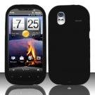 Soft Premium Silicone Case for HTC Amaze 4G (T-Mobile) - Black