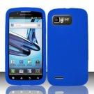 Soft Premium Silicone Case for Motorola Atrix 2 MB865 (AT&T) - Blue