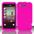 Soft Premium Silicone Case for HTC Rhyme (Verizon) - Pink