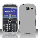 Hard Transparent Plastic Case for Samsung Freeform 3/Comment