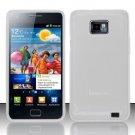 TPU Crystal Gel Case for Samsung Galaxy S II i777/i9100 (AT&T) - Clear