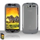 Hard Transparent Plastic Case for HTC myTouch 4G (T-Mobile)