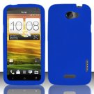 Soft Premium Silicone Case for HTC One X (AT&T) - Blue