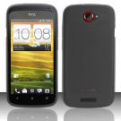 TPU Crystal Gel Case for HTC One S (T-Mobile) - Smoke