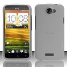 Hard Transparent Plastic Case for HTC One X (AT&T)