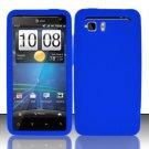 Soft Premium Silicone Case for HTC Vivid (AT&T) - Blue