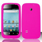 Soft Premium Silicone Case for Huawei Ascend II M865 - Pink