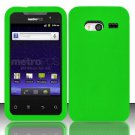 Soft Premium Silicone Case for Huawei Activa 4G - Green