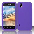 Soft Premium Silicone Case for LG Marquee LS855/Optimus Black (Sprint/Boost) - Purple