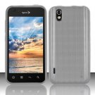 TPU Crystal Gel Case for LG Marquee LS855/Optimus Black (Sprint/Boost) - Clear
