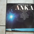 Paul Anka - Times Of Your Life (LP 1975 United Artists UA-LA569-G)