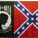 POW REBEL FLAG