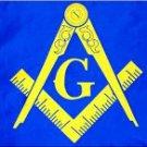 MASONIC FLAG