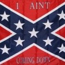 I AINT COMING DOWN FLAG