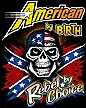 AMERICAN BY BIRTH- SMALL T-SHIRT