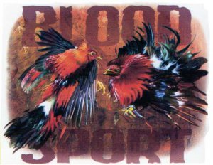 BLOOD SPORT T-SHIRT X LARGE