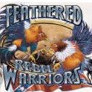 FEATHERED WARRIORS MEDUIM T-SHIRT