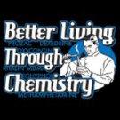 BETTER LIVING T-SHIRT ASH GRAY LARGE