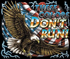 these colors dont  run t-shirt x-large