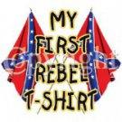 my first rebel t-shirt 4t