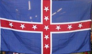 POLK 3'X5' FLAG