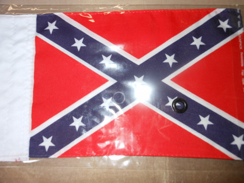 REBEL BIKE FLAG