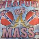 rebel mass t-shirt meduim